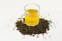 Cub чая стоковое изображение