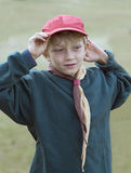 Cub scout Royalty Free Stock Photos