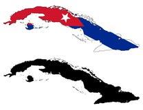 Cuba Ilustração Stock