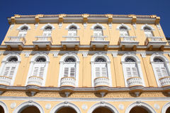 Cuba architecture Royalty Free Stock Images