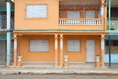 Cuba architecture Royalty Free Stock Photography