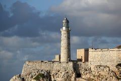 Cuba, Avana, Moro Castle Fotografia Stock Libera da Diritti