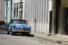 Cuba beauty Royalty Free Stock Images
