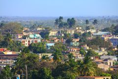 Cuba - Camaguey Royalty Free Stock Photo