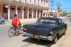 Cuba car Royalty Free Stock Photography