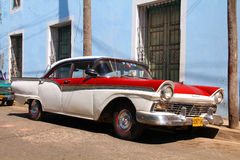 Cuba car Royalty Free Stock Photos