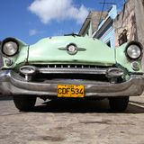 Cuba car Stock Photography