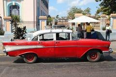 Cuba car Royalty Free Stock Photography