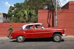 Cuba car Stock Photography