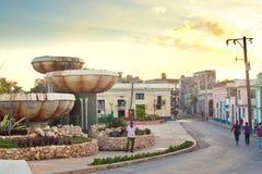 Cuba, cidade de Matanzas Imagens de Stock Royalty Free