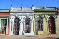 Cuba - Cienfuegos Stock Image