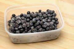 Cuba de uvas-do-monte Fotografia de Stock