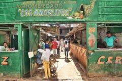 Cuba farmer's market Royalty Free Stock Image