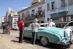 cuba Havana Obraz Stock