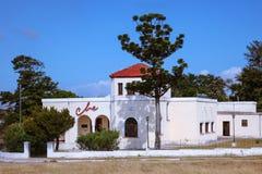 Cuba/Havana - Augustus 2018: Che Gevara Residence Museum stock foto