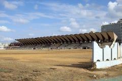 Cuba. Havana. City stadium. Royalty Free Stock Photo