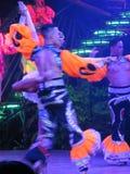 Cuba havana show at the tropicana.  Stock Photo