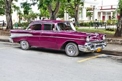Cuba Royalty Free Stock Photography