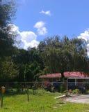 Cuba homes stock image