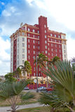 Cuba.hotel of Havana Royalty Free Stock Image
