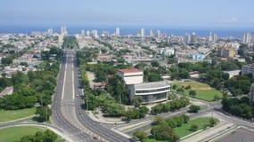 cuba kapitałowa republika Havana obraz royalty free