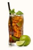 Cuba Libre Cocktail Stock Photo