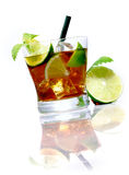 Cuba Libre Cocktail Stock Images