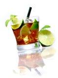Cuba Libre Cocktail Stock Images