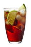 Cuba Libre cocktail Stock Photos
