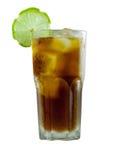 Cuba Libre cocktail Royalty Free Stock Image