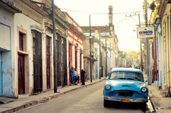 Cuba, Matanzas city Stock Images