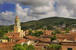 cuba miasteczko Trinidad Fotografia Stock