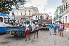 Cuba Mother's Day Stock Images