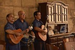 CUBA OLD HAVANA MUSICIANS Royalty Free Stock Photos