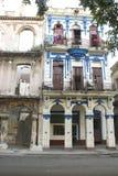 CUBA OLD HAVANA STREET SCENE Stock Images