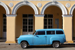Cuba oldtimer Royalty Free Stock Image