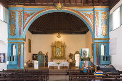 Cuba Religion: Sancti Spiritus Church one of the oldest in the island Royalty Free Stock Photo