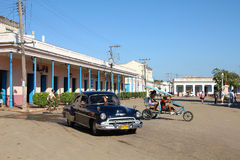 Cuba - Remedios stock photography