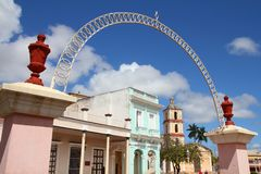 Cuba - Remedios Royalty Free Stock Photography