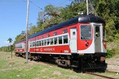 Free Cuba`s Tourist Attraction: Hershey`s Chocolate Train Royalty Free Stock Photo - 145002655