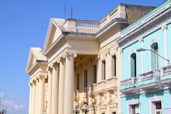 Cuba - Santa Clara foto de stock