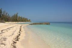 Cuba sea Royalty Free Stock Photography