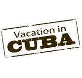 cuba semester Fotografering för Bildbyråer