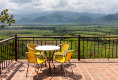 Cuba Sierra Maestra attraction Stock Image