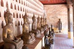 Cuba Sisaket, Vientiane Imagem de Stock Royalty Free