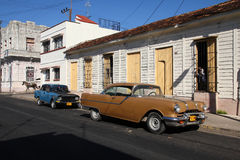 Cuba street Royalty Free Stock Photos