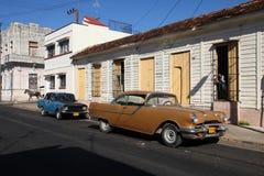 Cuba street royalty free stock photos