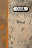 Cuba street Stock Photos