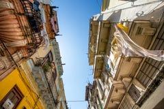 Cuba. Streets of Old Havana. Stock Photo