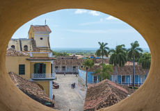 Cuba tourism: Trinidad de Cuba in Sancti Spiritus Stock Photo